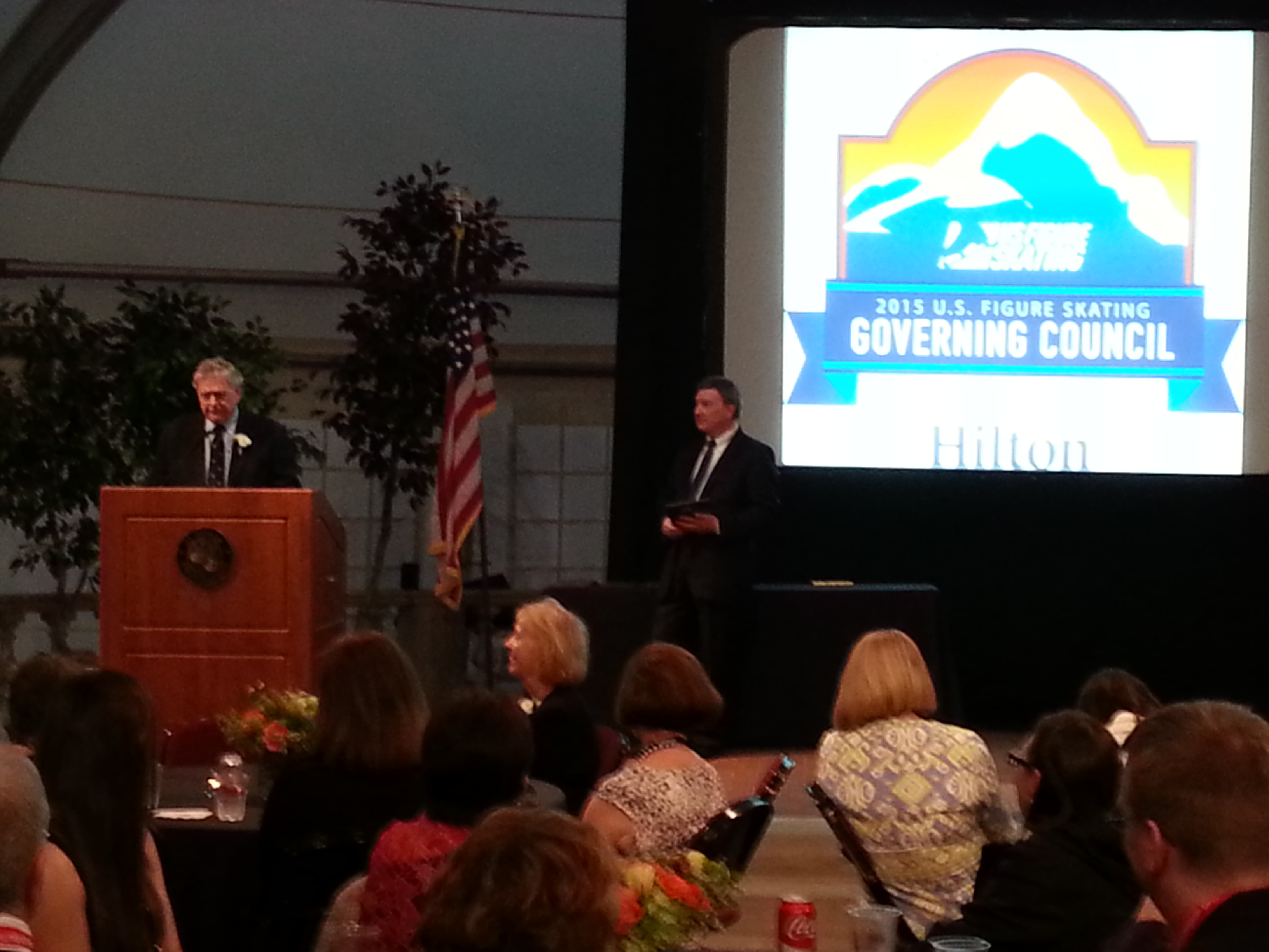TFSC members recognized at 2015 Governing Council