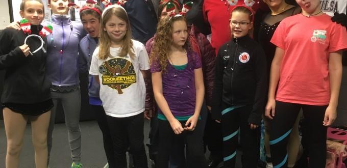 December 2016 Club Ice