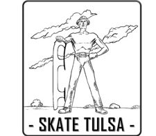 Permalink to: Skate Tulsa 2021 – Save the date July 24th, 2021